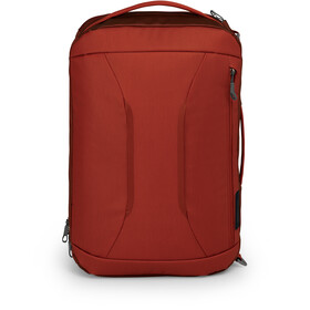 Osprey Transporter Global Carry-On 38 Mochila de Viaje, ruffian red